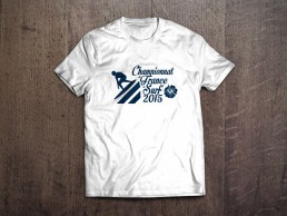 T-Shirt 2 Championnat de France de Surf 2015